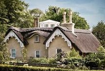 Cottages / by Rosemary London