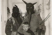 """krampus.very bad santa / """"Hell is empty and all the devils are here.""""  William Shakespeare"""