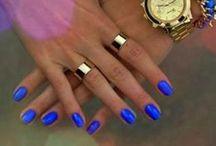 Nail Polish / Love, love, LOVE nail polish!! <3 / by Hannah Kessler