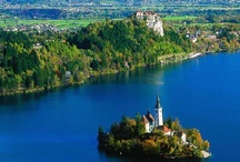 Bled / Beautiful - More beautiful - Slovenia. Follow the most colourful collection of Slovenian places.