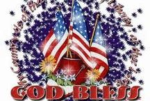 Very Fourth of July / For the patriotic at heart!
