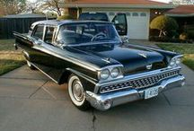 Classic Auto's / by Jon Rice