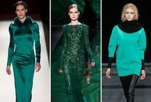 Color Study: Emerald / by Dressed Up + Down, LLC