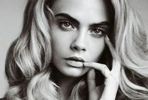 Model Behaviour / Beautiful Creatures. The faces of the most spectacular campaigns, part of Perfume History