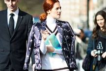 Style Crush: Taylor Tomasi Hill / by Dressed Up + Down, LLC