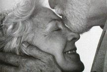 Growing Old Together In Love / We all want this, Yes? {^_^*} / by Tina Palma