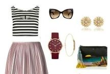 Daily Outfit - Women's Fashion / Add styles to your daily outfit, created by herself. Let's get some style insperations.