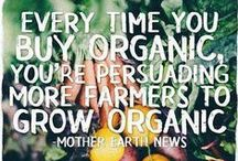 Why Buy Organic? / Why choose Organic?