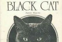 """whiskers / """"There are no ordinary cats.""""  Colette"""