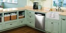 Kitchens - Storage / What's on the inside is just as important as what's on the outside.