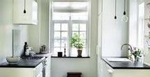 Kitchens -Small Spaces