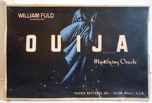 ouija. wee gee, tell me do! / Keep telling yourself it's just a game.