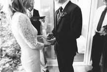 Beth + Hadrian / Our secret wedding!