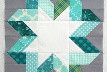 Blocks to try / Quilt blocks, all sizes