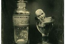 """venomous poison / """"If you drink much from a bottle marked 'poison', it is almost certain to disagree with you, sooner or later. """" Lewis Carroll"""