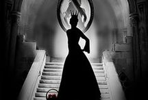 """as if I were the queen / """"Evil queens are the princesses that were never saved."""""""