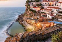 European Holiday / Spain, Portugal, Greek Islands