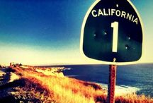 A m e r i c a ... R o a d.  T r i p / Holiday inspiration... Road trip- Pacific Coast