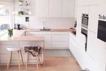Kitchen Ideas / Renovation inspiration