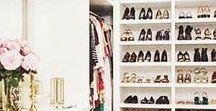 Bedrooms - Closet Ideas