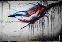 best things + street art