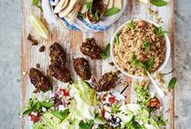 Food - Dinners in a Dash / Quick and easy dishes that don't compromise on taste.