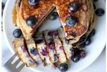 Breakfast / Breakfast recipes you can sink a fork in to! Pancakes and bacon, please!