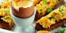 Food - Wakey wakey / Shake up your wake up with these yummy breakfast ideas