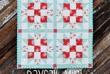 Nine Patch Quilts