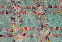 Double Wedding Rings Quilts