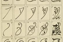 Engraving / Hand engraving & Calligraphy