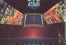 Atari / The video game system that launched my addiction.