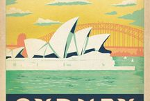 Vintage Posters / Illustrations and Posters