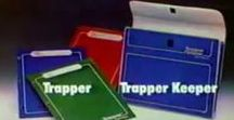 Trapper Keepers / Trapper Keepers - Best binders ever!