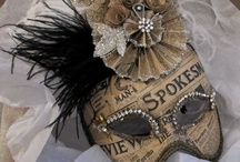 Masquerade Ball / Exciting masks   / by Heather Lewis
