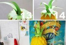 crafty DIYs / by Suzy Schettler
