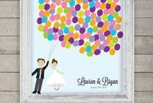 Up Wedding Theme Inspiration