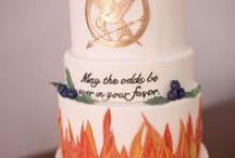 Hunger Games Wedding theme Inspiration