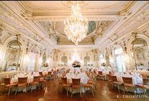 Formal, Elegant, and Romantic / A classic, clean, traditional look that speaks of elegance, opulence and grandeur.