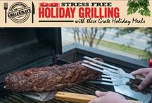 Holiday Grilling / Grate ideas for holiday grilling