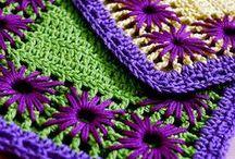 Virkkaus- Crochet