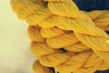 Amarillo / Yellow / Colors by elhogarideal.com