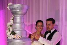 Hockey Theme Wedding