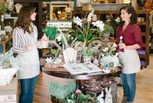 Explore In Store | Branches of Hilton Head Island / Unique items on display in our store. It's always changing.  Come see for yourself.