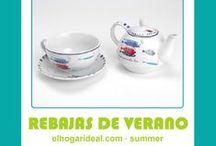 elhogarideal summer 2014 / Promoción de rebajas, verano 2014