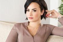 Demi Lovato / An American singer A worldwide idol