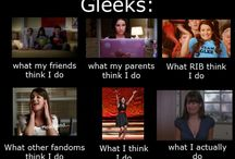 Glee ;D / Glee club is the best club in the world! <3