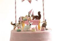 cakes,cupcakes and cookies decorations