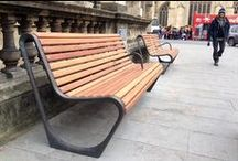 City of Bath Project (Street Furniture) / A range of new street furniture for the city produced by PearsonLloyd.