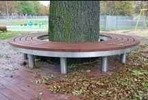 Shepherd's Bush Common Project (London) / Factory Furniture were appointed by the architectural practice, Grontmij to design and manufacture various pieces of bespoke furniture for a play area on Shepherd's Bush Common.
